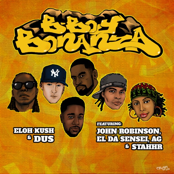 BBoy-Bonanza-Single-Cover-600x600