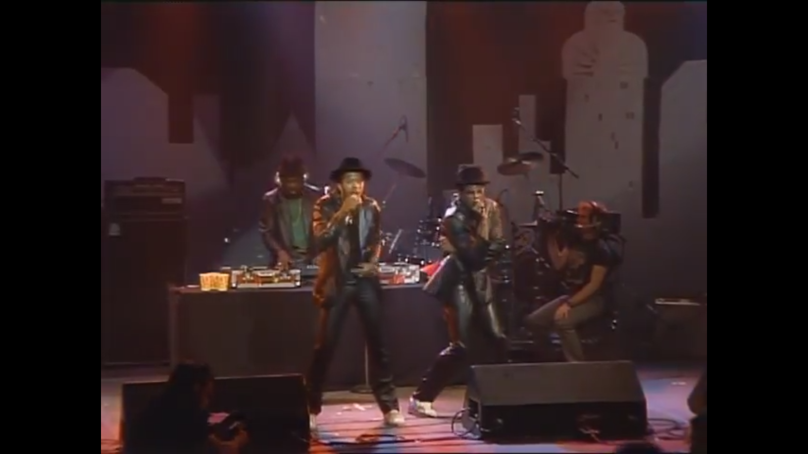 Throwback Run Dmc X Jam Master Jay Live Video Jayforce