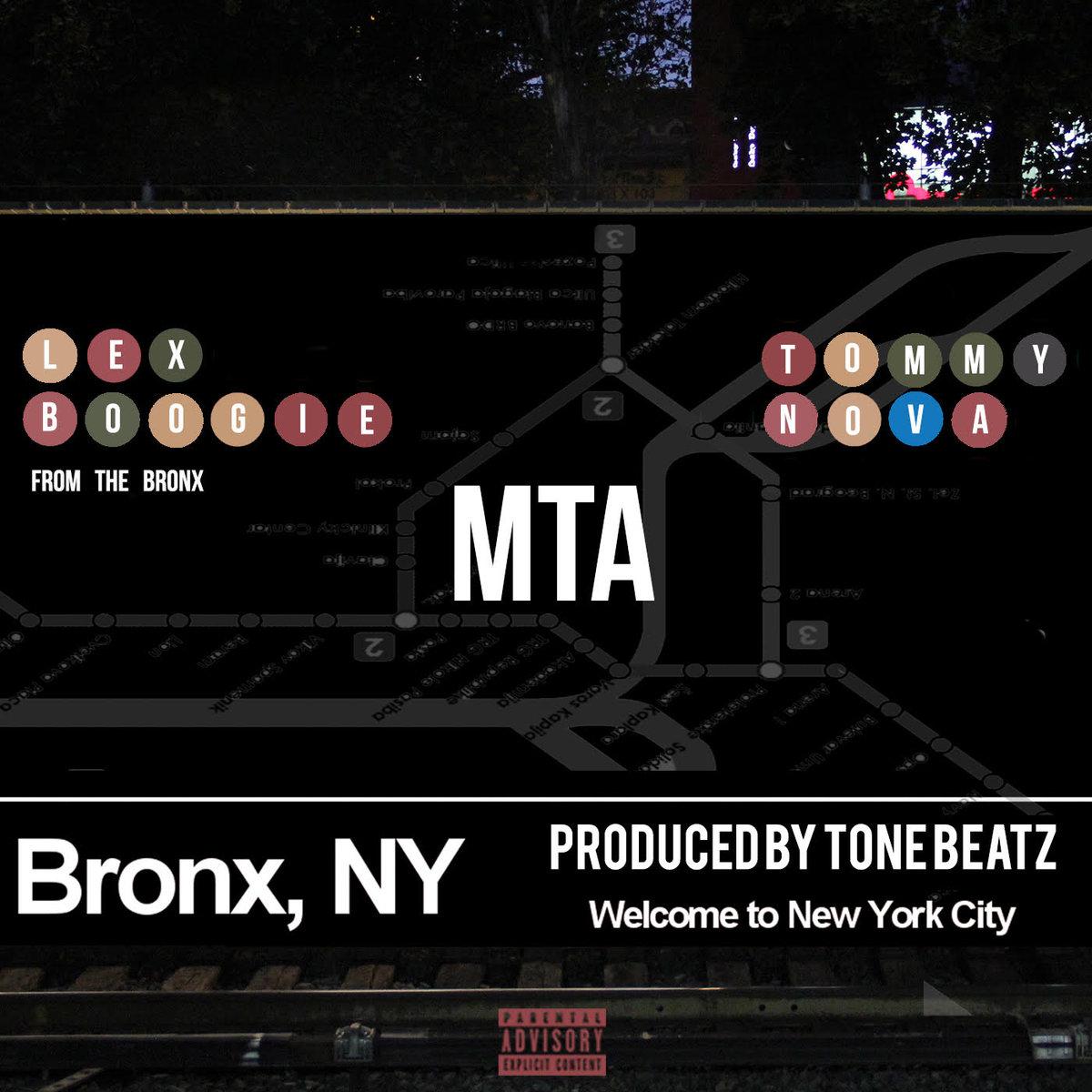 """Lex Boogie From The Bronx – """"MTA"""" (Men Talk Assets) feat"""